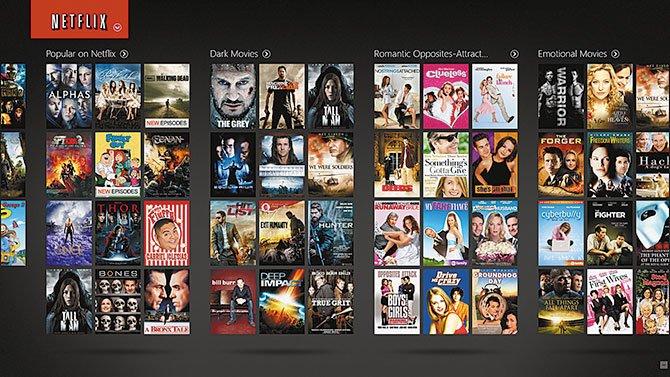 Cinco millones  ven películas en Internet