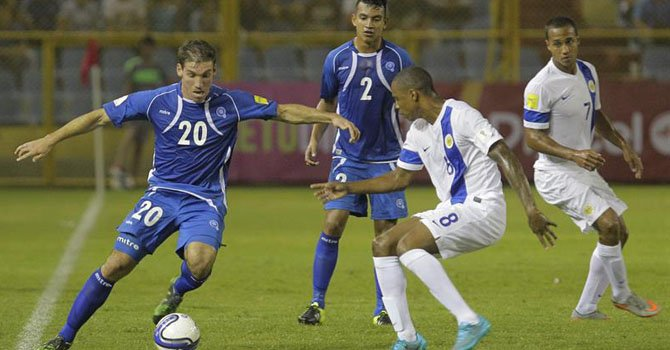 El Salvador avanza en eliminatoria al Mundial