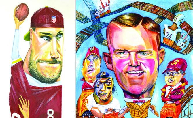 Redskins: una gran incógnita en la NFL 2015