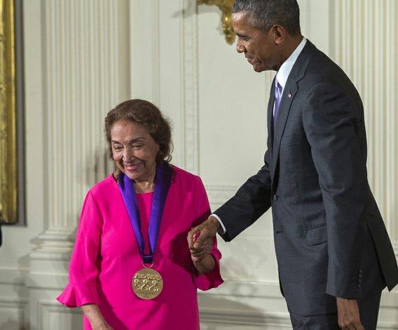 Sabor boricua y terror en las Medallas de las Artes de Estados Unidos