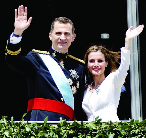 Los desplantes del príncipe Felipe y la infanta Sofía hacia Leticia