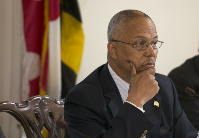 Md. Lt. Gov. reaches out to Latinos, finds concern over immigration