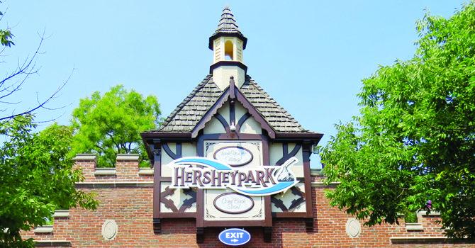 El dulce y mágico mundo de Hersheypark