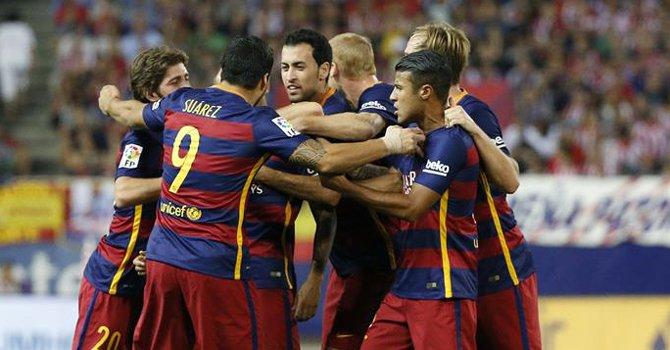 El Barça prolonga el pleno y el Villarreal y el Celta su buen inicio