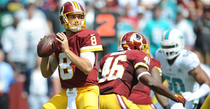 Redskins reciben a Rams en FedEx Field