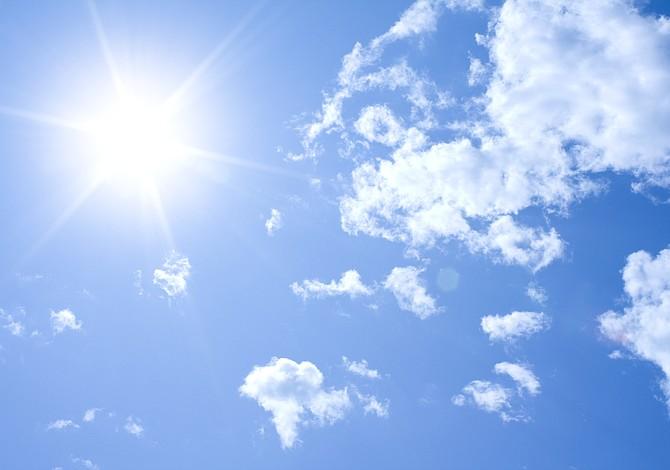 Nos espera una semana cálida y soleada