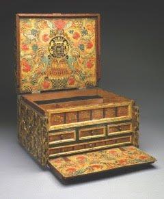 Escritorio Portable. The Hispanic Society of America