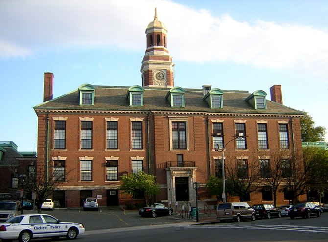 City Hall de Chelsea en Bellingham Square