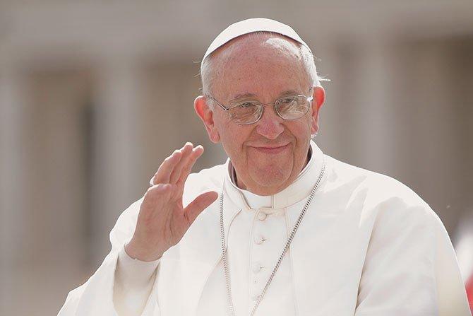 Papa Francisco visitará México en 2016