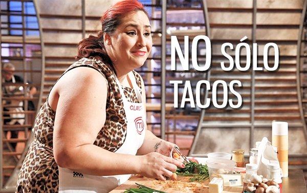"""Ganadora de """"Master Chef"""" basó triunfo en la """"variedad"""" de la comida latina"""