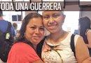 Jessica Carrillo es sobreviviente de cáncer infantil y un ejemplo para muchos menores que luchan contra esta enfermedad. Foto: cortesía Jessica Carrillo