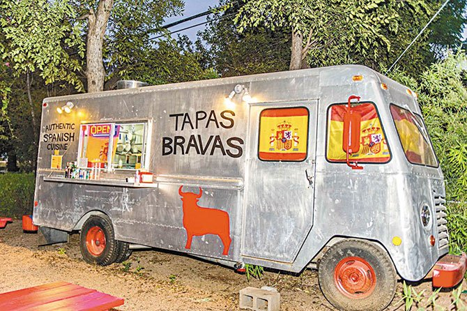 'España en una 'traila'