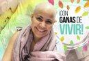 Karina Candelario le agradece a la gente que la ha apoyado durante este arduo proceso en el que ha tenido que dejar su país para buscar una cura a la leucemia que la aqueja.