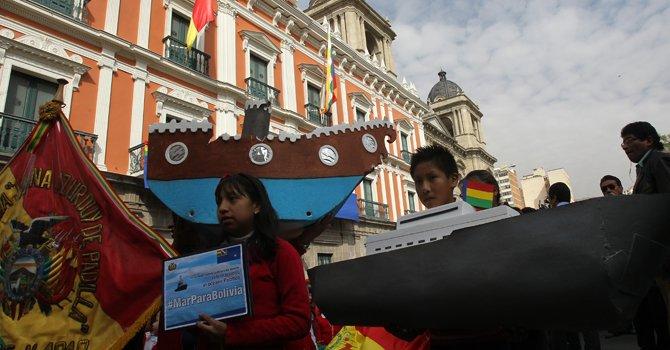 """Bolivia y Chile están """"condenados a entenderse"""""""