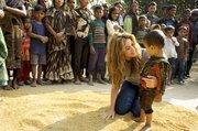 Shakira en una foto de archivo en Bangladesh, en 2007