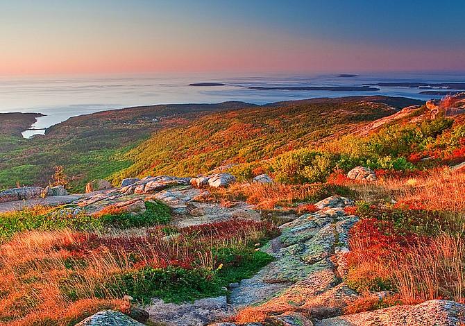 Cinco paseos de otoño para ver el follaje en Nueva Inglaterra