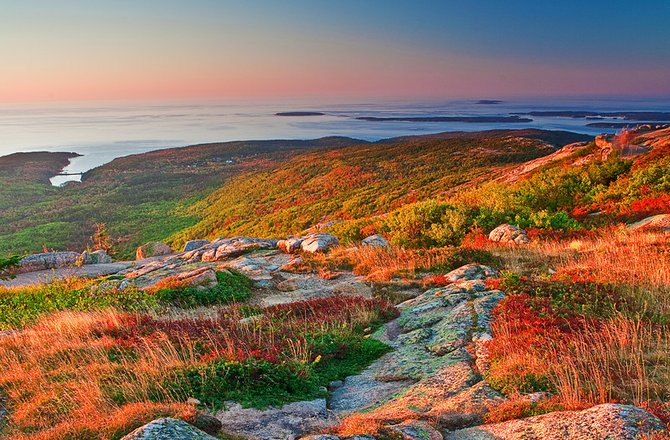 Parque Nacional Acadia, Maine