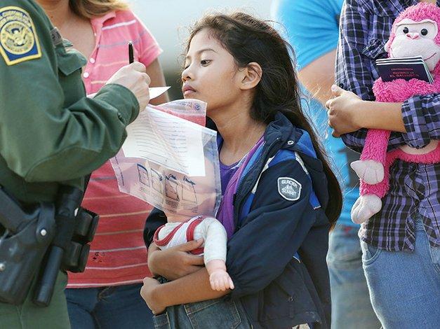 Nueva oleada de inmigrantes indocumentados