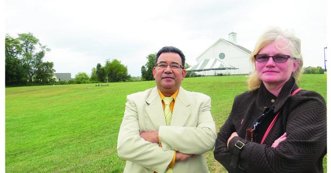 La familia detrás del Festival Latino de Leesburg