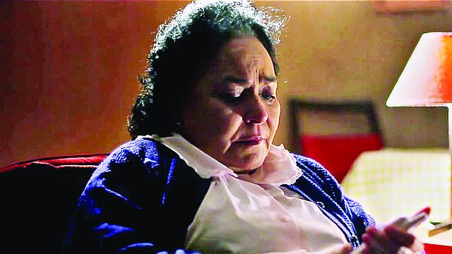 """ESCENA. La reconocida actriz mexicana y ahora política, es una madre inmigrante en """"Norte Estrecho""""."""