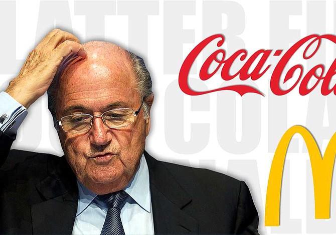 SIN ESCAPATORIA: Patrocinantes exigen inminente renuncia de Joseph Blatter