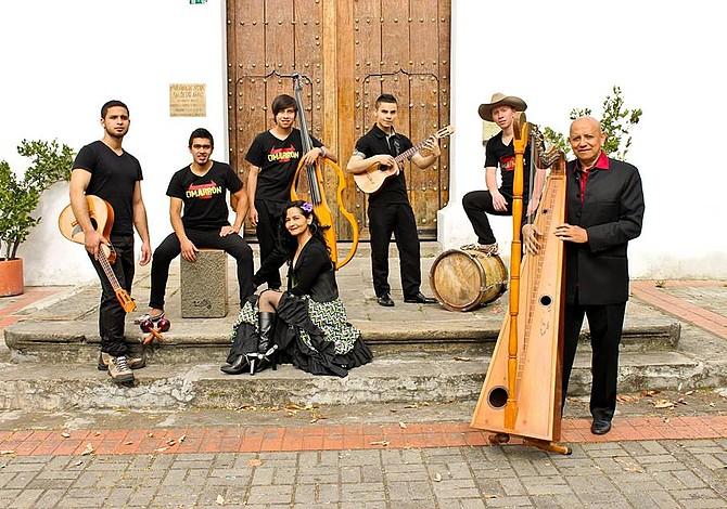 Desde Colombia llega a Boston el grupo Cimarrón