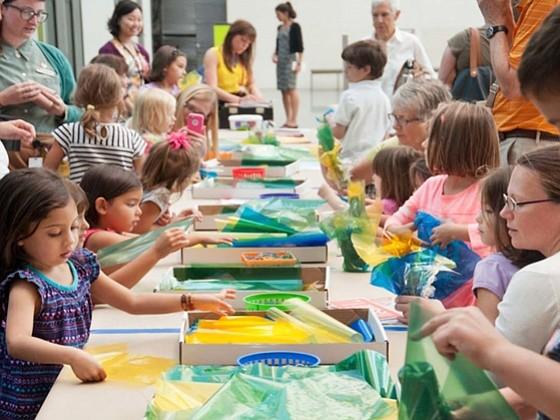 Fall Open House: Gratis al museo, con tours y actividades artísticas para los niños