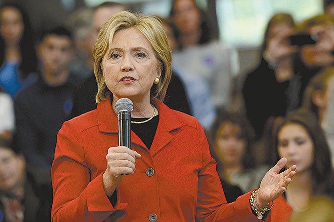 Hillary endurecerá la  ley de acceso a las armas