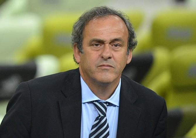 La UEFA respalda a Platini y no ve necesario determinar su sustituto