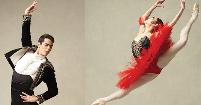 Magia latina al paso de The Washington Ballet