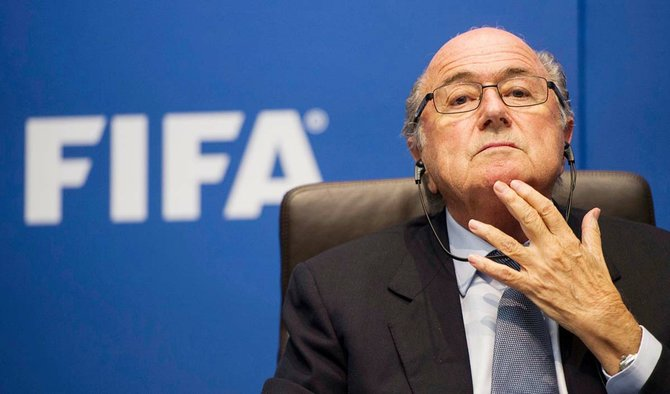 Crisis abrumadora de la FIFA