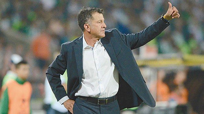 Federación confirmó  a Juan Carlos Osorio