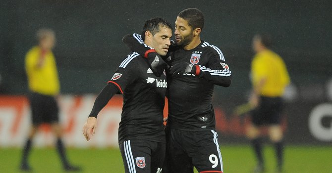 DC United y New England retan la historia en Washington