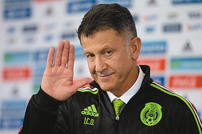 Osorio criticó a DTs mexicanos