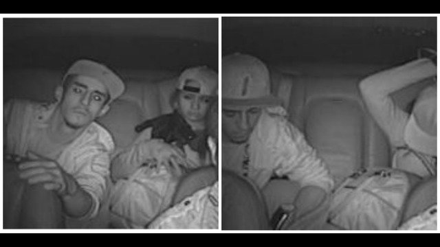 La policía de San Antonio y Crime Stoppers están buscando a una pareja acusada de robo agravado
