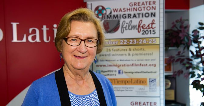 The Immigration Film Festival is personal