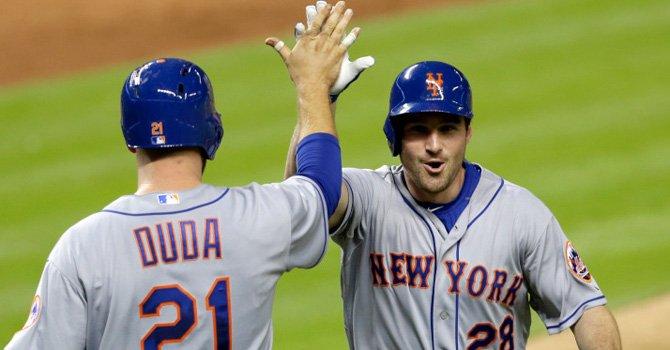 Mets esperan por su rival en la Serie Mundial