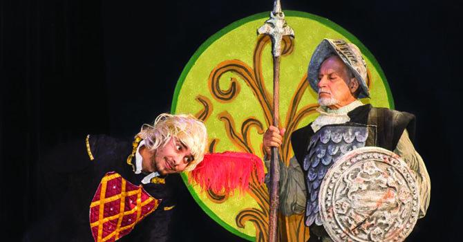 Don Quijote, un homenaje al español