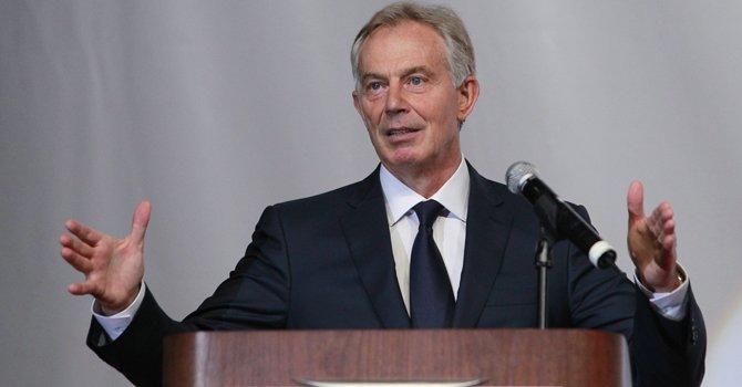 Tony Blair pide perdón por guerra de Irak