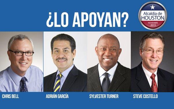 Esta es la posición de los candidatos a la alcaldía de Houston sobre el ID municipal