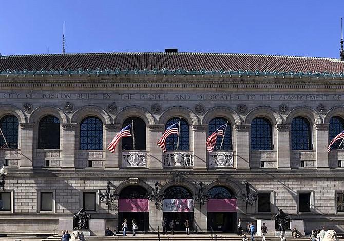 Registrarse para obtener una tarjeta de la Biblioteca Pública de Boston es fácil