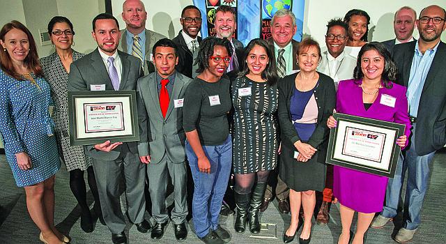 El Latin American Youth Center celebró el 22 de octubre su Desayuno de Héroes en el auditorio del Washington Post. El Tiempo Latino fue el anfitrión de este evento anual que da a conocer la labor del Centro con los jóvenes.