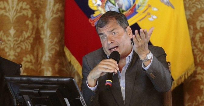 Emails revelan campaña ecuatoriana de propaganda en Estados Unidos