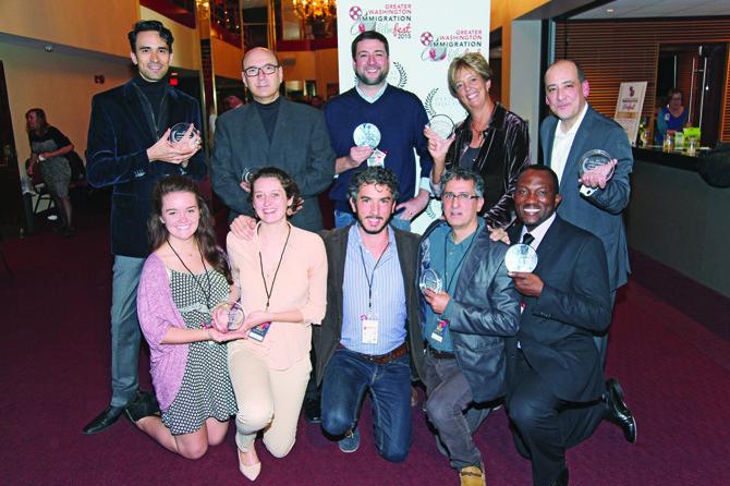 Éxito del Festival de Cine de Inmigración