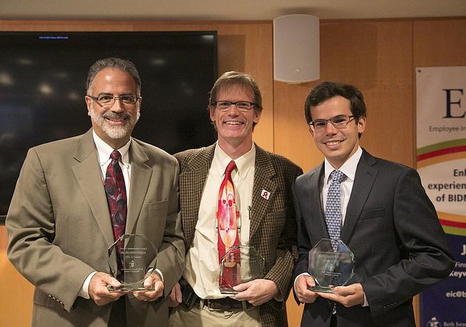 Médicos reciben importante premio en Boston por sus contribuciones a los latinos