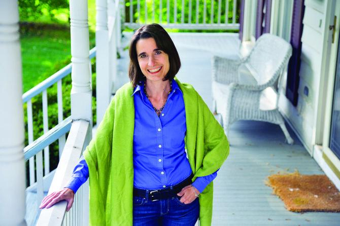 Jennifer Boysko, demócrata por el distrito 86 de la Cámara de Representantes del estado.