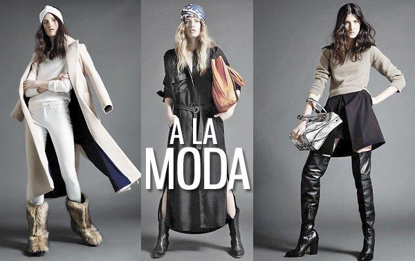 Estas son las tendencias de la moda en botas para el otoño - invierno