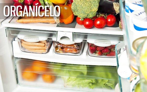 Cinco consejos para ordenar su refrigerador