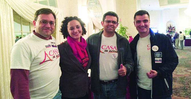 Latina gana en la Junta Escolar de Fairfax