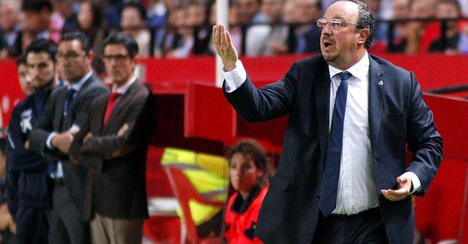 El Real Madrid se ejercita sin los internacionales tras su derrota en Sevilla